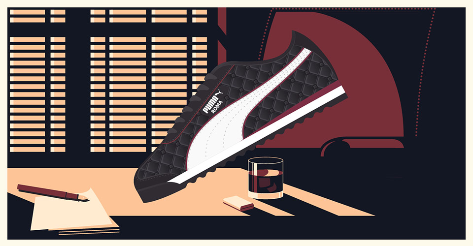 PUMA x<br>THE GODFATHER