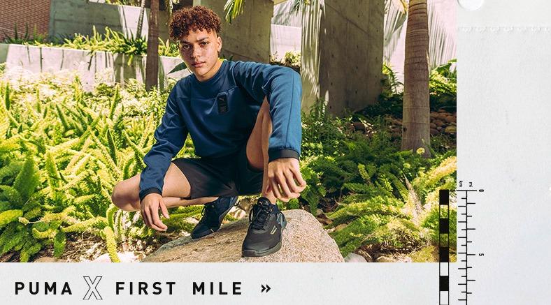 PUMA X FIRST MILE